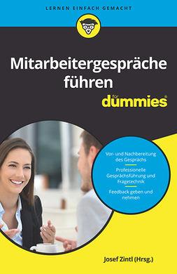 Dehe, Dörthe - Mitarbeitergespräche führen für Dummies, ebook