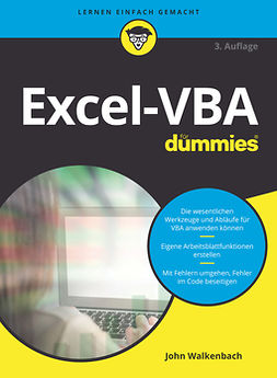 Walkenbach, John - Excel-VBA für Dummies, ebook