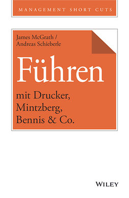 McGrath, James - Führen mit Drucker, Mintzberg, Bennis & Co., ebook