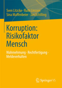Litzcke, Sven - Korruption: Risikofaktor Mensch, ebook