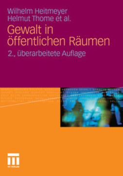 Heitmeyer, Wilhelm - Gewalt in öffentlichen Räumen, ebook