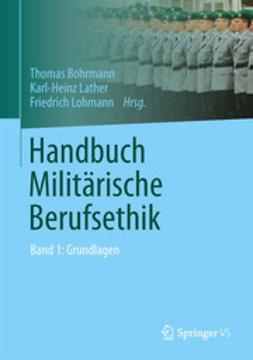 Bohrmann, Thomas - Handbuch Militärische Berufsethik, ebook