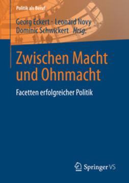 Eckert, Georg - Zwischen Macht und Ohnmacht, ebook