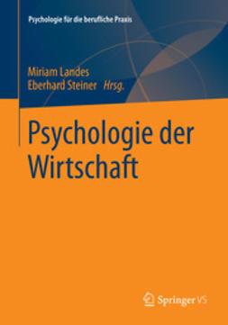 Landes, Miriam - Psychologie der Wirtschaft, ebook