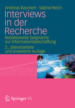 Baumert, Andreas - Interviews in der Recherche, ebook