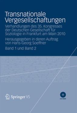 Soeffner, Hans-Georg - Transnationale Vergesellschaftungen, ebook