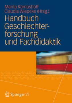 Kampshoff, Marita - Handbuch Geschlechterforschung und Fachdidaktik, ebook