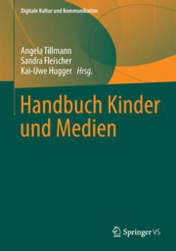 Tillmann, Angela - Handbuch Kinder und Medien, ebook