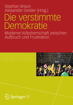 Braun, Stephan - Die verstimmte Demokratie, ebook