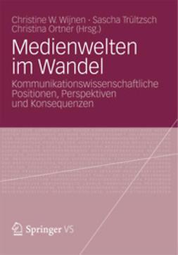 Wijnen, Christine W. - Medienwelten im Wandel, ebook