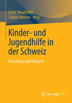 Piller, Edith Maud - Kinder- und Jugendhilfe in der Schweiz, ebook