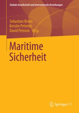 Bruns, Sebastian - Maritime Sicherheit, e-bok