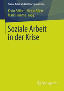 Böllert, Karin - Soziale Arbeit in der Krise, ebook