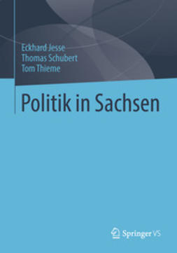Jesse, Eckhard - Politik in Sachsen, ebook