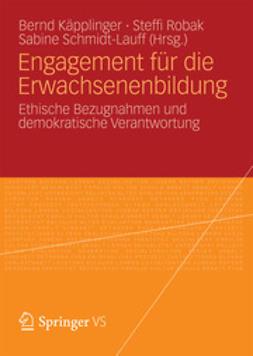 Käpplinger, Bernd - Engagement für die Erwachsenenbildung, ebook