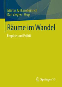 Junkernheinrich, Martin - Räume im Wandel, ebook
