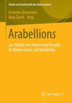 Jünemann, Annette - Arabellions, ebook