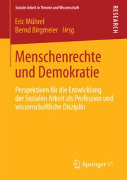 Mührel, Eric - Menschenrechte und Demokratie, ebook