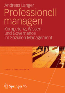 Langer, Andreas - Professionell managen, ebook