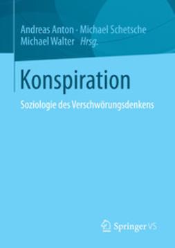 Anton, Andreas - Konspiration, ebook