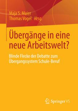 Maier, Maja S. - Übergänge in eine neue Arbeitswelt?, ebook