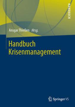 Thießen, Ansgar - Handbuch Krisenmanagement, e-kirja