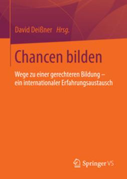 Deißner, David - Chancen bilden, ebook