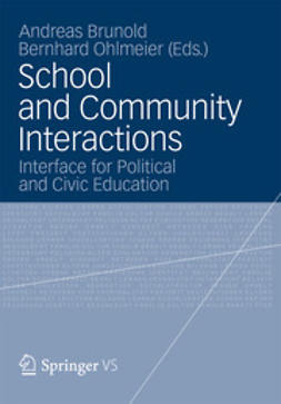 Brunold, Andreas - School and Community Interactions, ebook