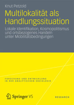 Petzold, Knut - Multilokalität als Handlungssituation, ebook