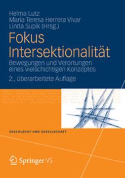 Lutz, Helma - Fokus Intersektionalität, ebook