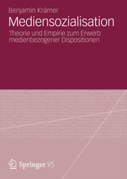 Krämer, Benjamin - Mediensozialisation, ebook