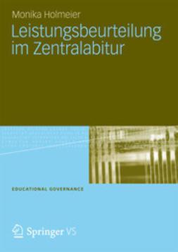 Holmeier, Monika - Leistungsbeurteilung im Zentralabitur, ebook