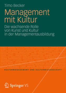 Becker, Timo - Management mit Kultur, ebook