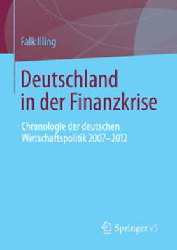 Illing, Falk - Deutschland in der Finanzkrise, ebook