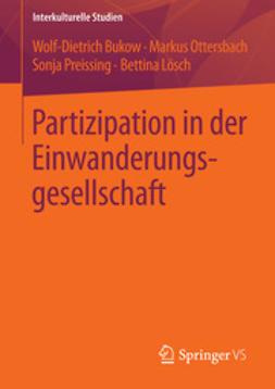 Bukow, Wolf-Dietrich - Partizipation in der Einwanderungsgesellschaft, ebook