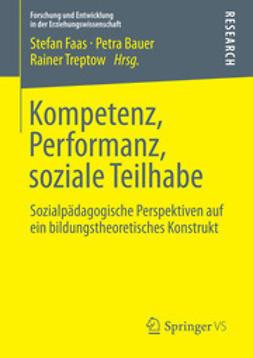 Faas, Stefan - Kompetenz, Performanz, soziale Teilhabe, ebook