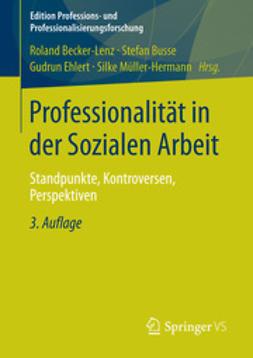 Becker-Lenz, Roland - Professionalität in der Sozialen Arbeit, ebook