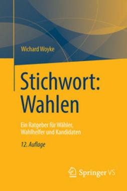 Woyke, Wichard - Stichwort: Wahlen, ebook
