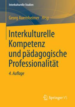 Auernheimer, Georg - Interkulturelle Kompetenz und pädagogische Professionalität, ebook