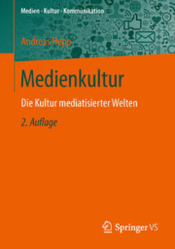 Hepp, Andreas - Medienkultur, ebook