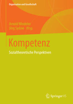 Windeler, Arnold - Kompetenz, ebook
