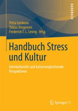 Genkova, Petia - Handbuch Stress und Kultur, ebook