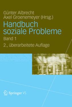 Albrecht, Günter - Handbuch soziale Probleme, ebook
