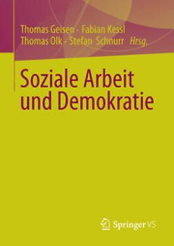 Geisen, Thomas - Soziale Arbeit und Demokratie, ebook