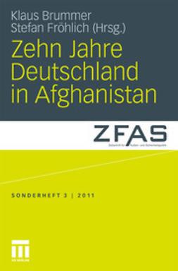 Brummer, Klaus - Zehn Jahre Deutschland in Afghanistan, ebook