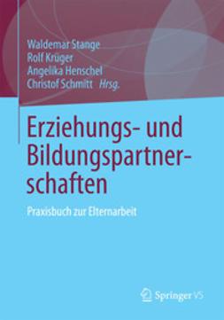 Stange, Waldemar - Erziehungs- und Bildungspartnerschaften, ebook