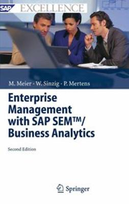 Meier, Marco - Enterprise Management with SAP SEM™/Business Analytics, ebook