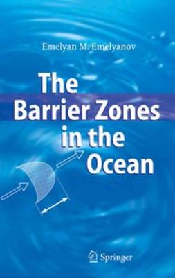 Emelyanov, Emelyan M. - The Barrier Zones in the Ocean, ebook