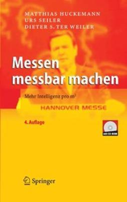 Huckemann, Matthias - Messen messbar machen, ebook