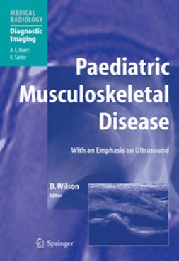 Wilson, David - Paediatric Musculoskeletal Disease, ebook